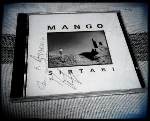 Compact disc MANGO