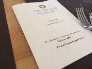Accademia italiana della cucina un premio alle donne della