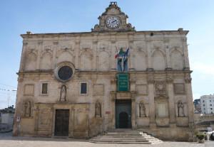 Matera Palazzo_Lanfranchi sede del Museo nazionale di arte medievale della Basilicata