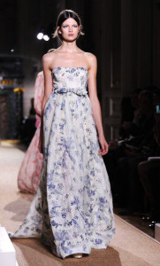 Valentino: Runway - Paris Fashion Week Haute Couture S/S 2012