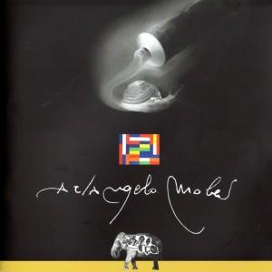 copertina catalogo mostra ARCANGELO MOLES