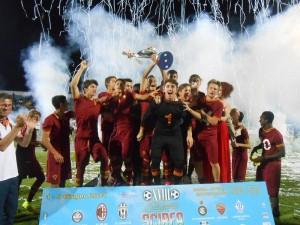 roma milan scirea cup 2014