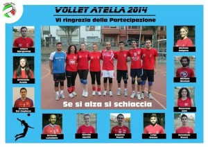 volley atella